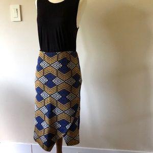 Anthropologie Maeve Pencil Skirt